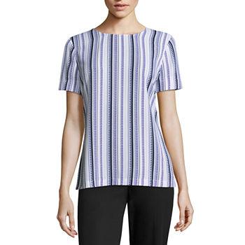 Top for Women On Sale, Black, Silk, 2017, 10 12 8 N°21