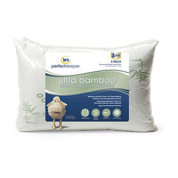 Serta Ultra Rayon from Bamboo 2-Pack Pillow
