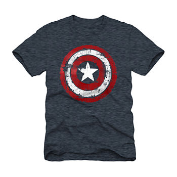 6a45d2f59b5 Mens Avengers Graphic T-Shirt. Add To Cart. New. Navy Heather