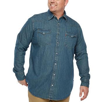 093f9c80a8d Levi s Shirts for Men - JCPenney
