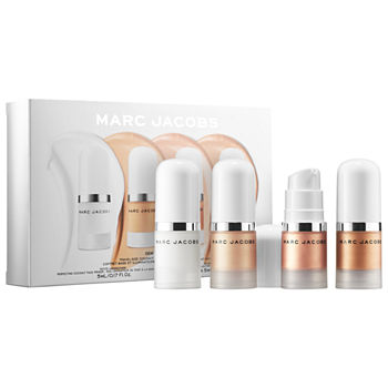 Marc Jacobs Beauty Dew Everything Mini Coconut Gel Highlighter and Primer Set