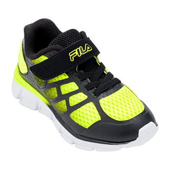 Fila Superstride Strap Toddler Boys Running Shoes
