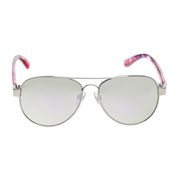 a.n.a Aviator With Plastic Temple Womens Sunglasses