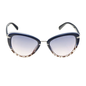 a.n.a Plastic Lady Cat Womens Sunglasses