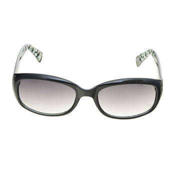 Mixit Plastic  Wrapped Womens Sunglasses