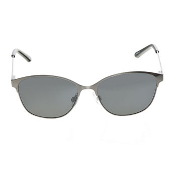 Foster Grant Square Metal Womens Sunglasses
