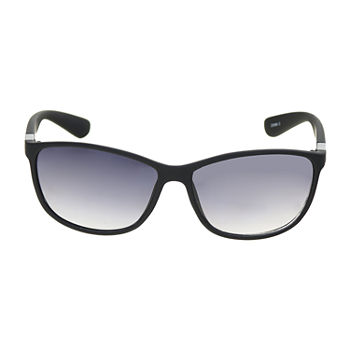 Xersion Plastic Rectangle Womens Sunglasses