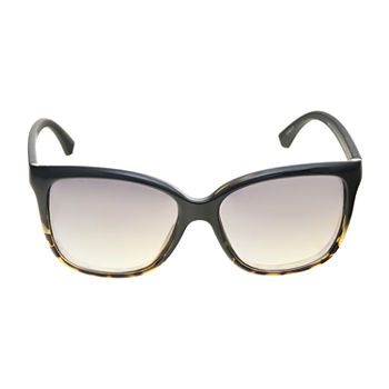 Xersion Plastic Lady Square Womens Sunglasses