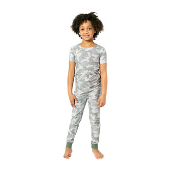 Jaclyn Camo Family Sleepwear Big Unisex 2-pc. Pajama Set