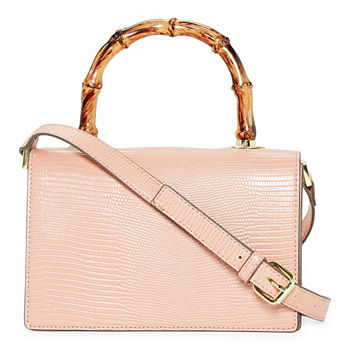 Liz Claiborne Amber Top Handle Satchel