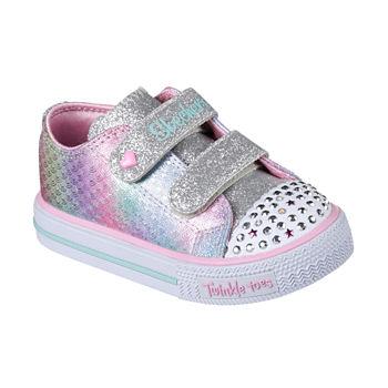 b0d9a5a366b0 Skechers Shuffle Lite Sneakers Toddler Girls. Add To Cart. Few Left