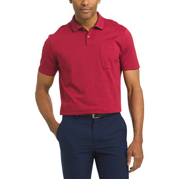 6ba7d7bfb2bd3 Van Heusen Mens Short Sleeve Polo Shirt · (60). Add To Cart. Few Left