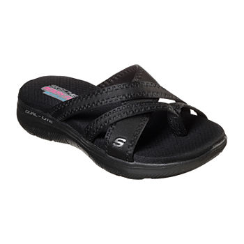 Skechers Womens Flex Appeal 2.0 Slide Sandals
