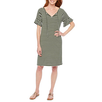 5aefae74ac0 3 4 Sleeve Dresses for Women - JCPenney