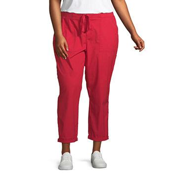 0deee75fd2040 Liz Claiborne Plus Size Pants for Women - JCPenney