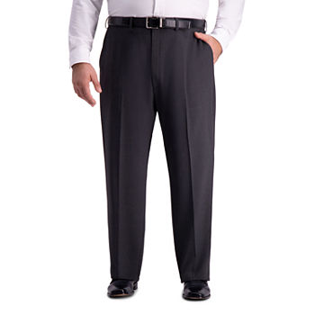 J.M. Haggar Classic Fit Stretch Suit Pant – Big and Tall