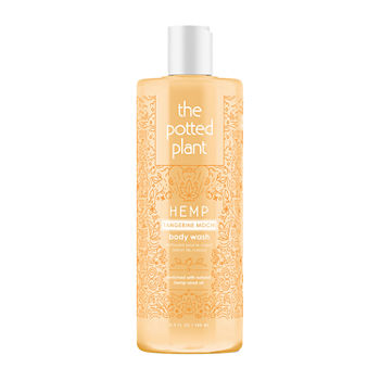 The Potted Plant Tangerine Mochi Body Shower Gel