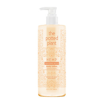 The Potted Plant Tangerine Mochi Body Lotion