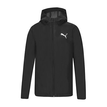 Puma Big Boys Lightweight Windbreaker