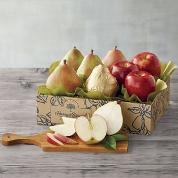 Harry & David Pears And Apples Food Set
