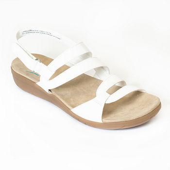 c277c9d2ca68 Women White All Sandals   Flip Flops for Shoes - JCPenney