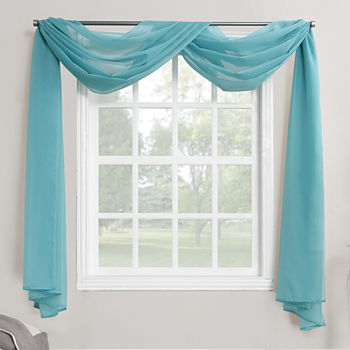 Window Scarves Jcpenney
