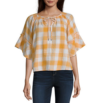e4243a345 Petites Size Tops for Women - JCPenney