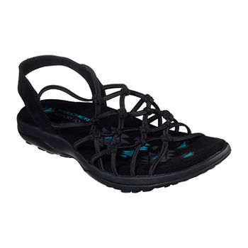08858a97d2fc Skechers Womens Meditation Strap Sandals. Add To Cart. Few Left. wide width  available