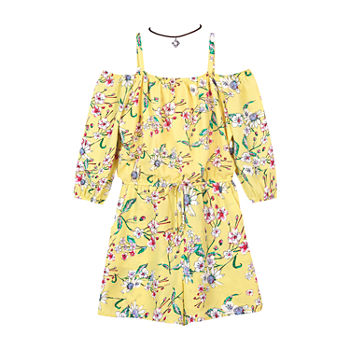 bf8c874c50cb By & By Rompers Girls 7-16 for Kids - JCPenney