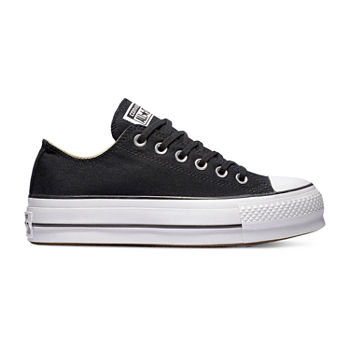 08c152893eba Converse Black for Shoes - JCPenney