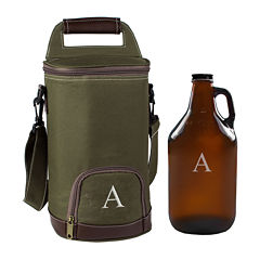 Personalized Insulated Growler and Cooler