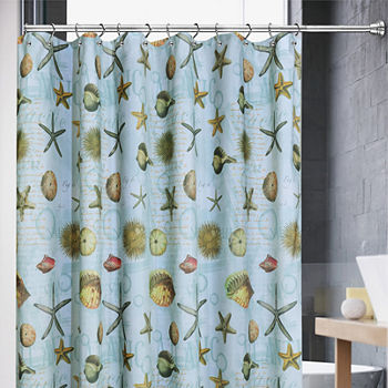 Popular Bath San Stane Shower Curtain Add To Cart Aqua EXTREME VALUE