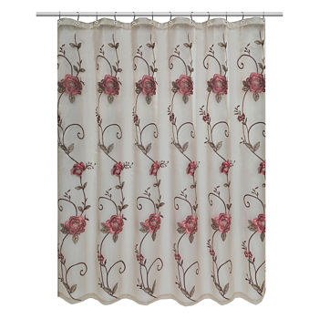 Shower Curtains Red View All Bath For Bed