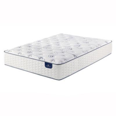 serta perfect sleeper select linville plush mattress only - Twin Mattress For Sale