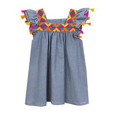 Rare Editions Cap Sleeve Sundress - Toddler Girls