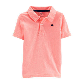 045bafb8 Polo Shirts Orange Shop All Boys for Kids - JCPenney