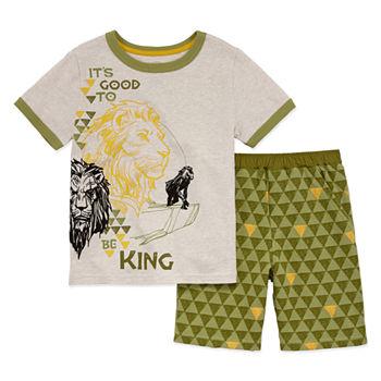 Disney The Lion King Short Set Kids