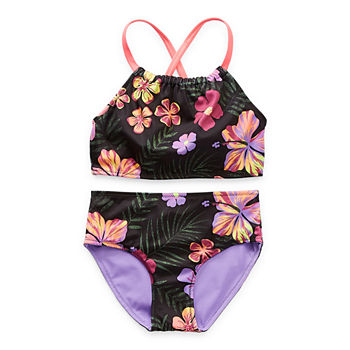 Okie Dokie Toddler Girls Bikini Set
