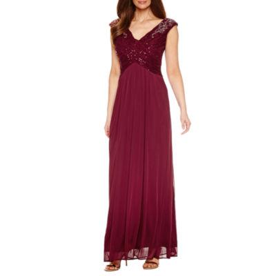 Red Dresses On Women