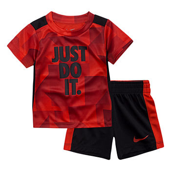 Nike Baby Boy Clothes 0 24 Months For Baby Jcpenney