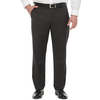 Stafford Super Suit Mens Classic Fit Suit Pants - Big and Tall