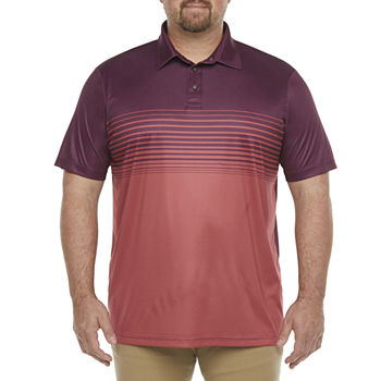 The Foundry Big & Tall Supply Co. Mens Short Sleeve Polo Shirt