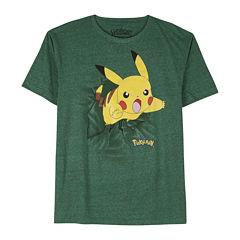 Pikachu Pokémon™ Burst Graphic Tee
