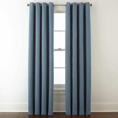 Studio™ Wallace Blackout Grommet Top Curtain Panel
