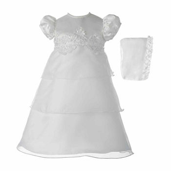 f742ec7a64 Christening Gowns   Outfits for Girls   Boys - JCPenney