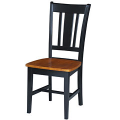 San Remo Slat-Back 2-pc. Side Chair