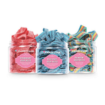 Candy Club Fasten Your Sweetbelts Large Candy Gift Set