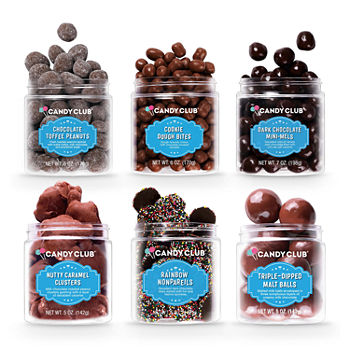 Candy Club Choco-Lovers Delight Chocolate Gift Set