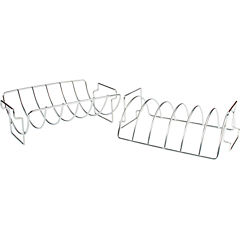 Charcoal Companion® Reversible Rib/Roasting Rack
