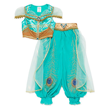 Disney Collection Jasmine Girls Costume